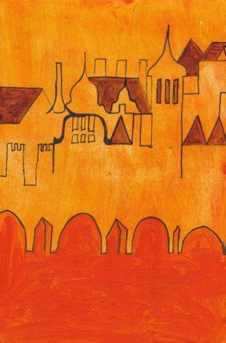 Orange Avon by Stephen Powlesland