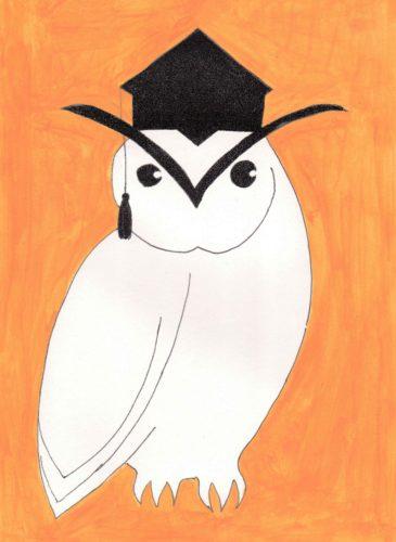 Educated owl by Stephen Powlesland