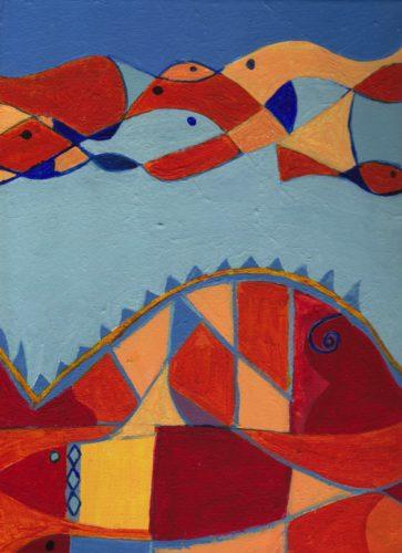 Ten Fish. by Stephen Powlesland