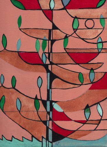 Tree. by Stephen Powlesland