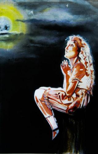 Moon Child by Lori Kozak