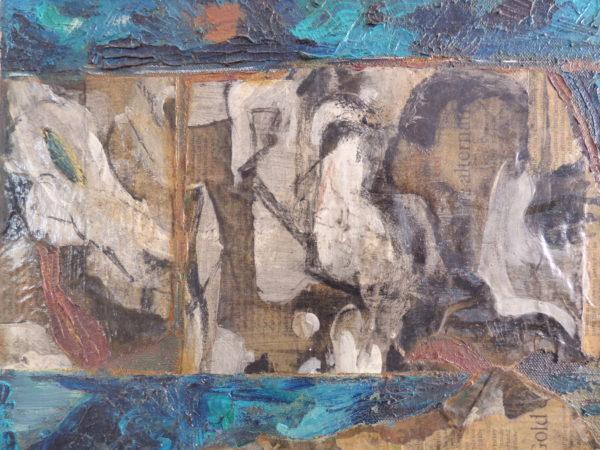 Platform (study) by Ivan Grieve