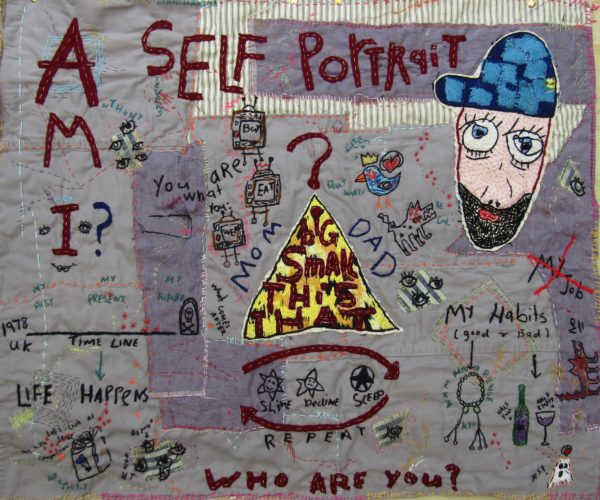 Self-Portrait.jpg by Anthony Stevens
