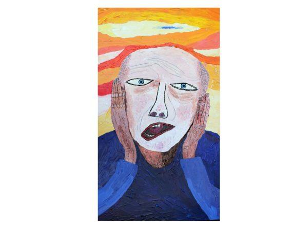 My Scream by Chris Miller