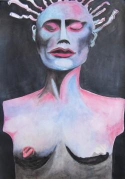 Painting by David Jones