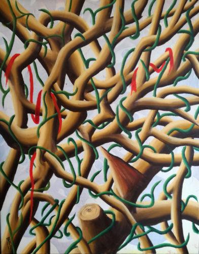 The Thorn by Mat (JimDogArt)