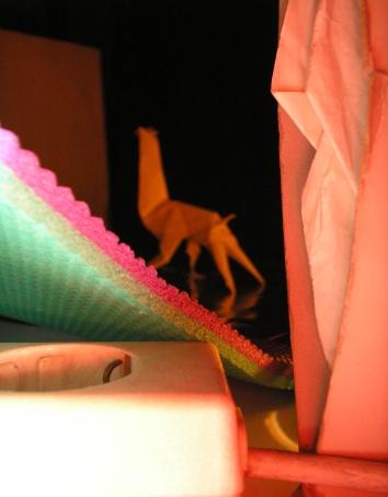 Giraffe 01 by Alex Horn