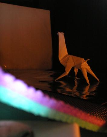 Giraffe 07 by Alex Horn