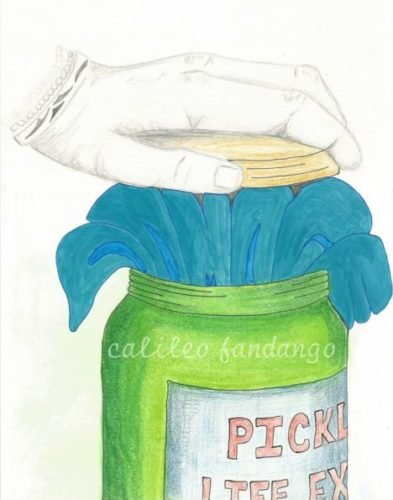Pickled Life Experiences by Little Me #1