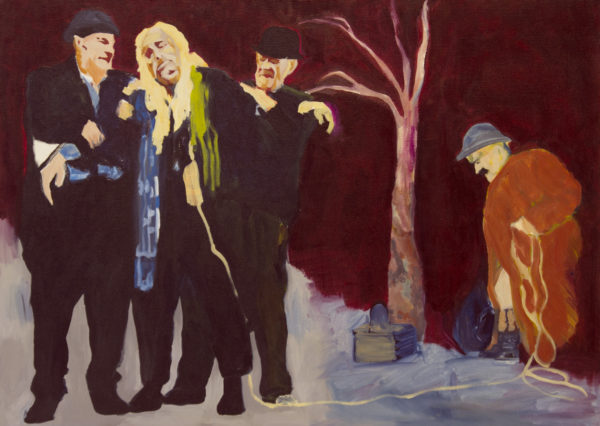 Waiting for Godot by Peter David Cassin