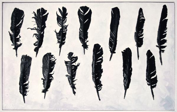 12+1 Black. 2012. by Flintknife