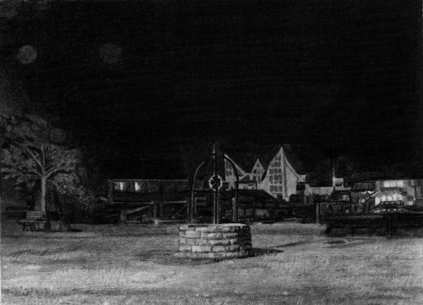 Christchurch at night part 2 by MonJon