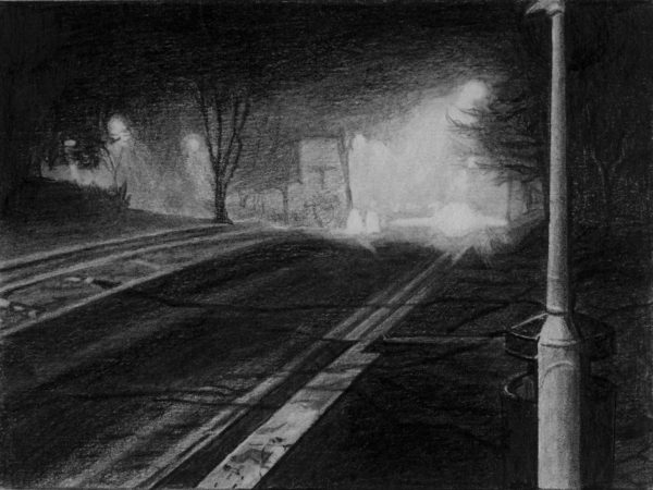 Distant light by MonJon