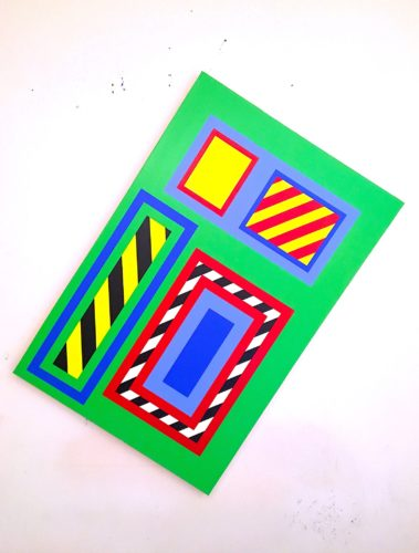 Boxed In No.2 by Grade One
