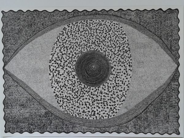 Eye Am by Jo Bedford