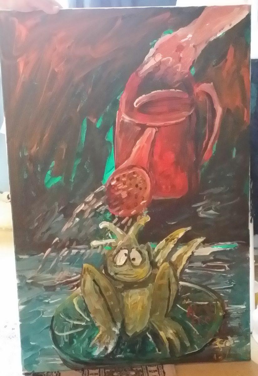 32357 || 4414 || Angelic Frog