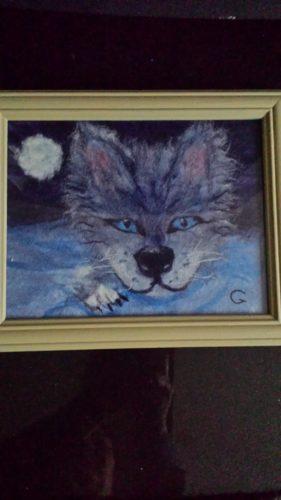 wolf-cub by Guli