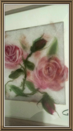 Roses for mum by Guli