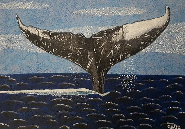 Humpback-Whale by Gadz