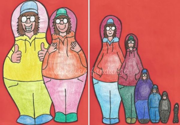 Russian Doll by Little Me #1