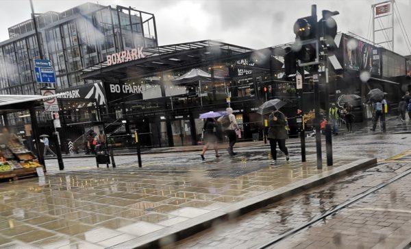 A Rainy Day by Tina
