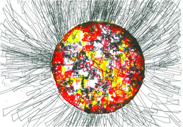 The Eclipse by Arthur Ellis