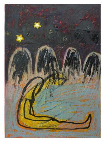 Gold Stars by Janet Sainsbury