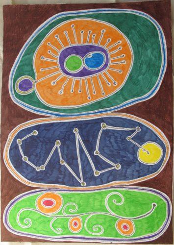 Three Jewels by Mark Cawson