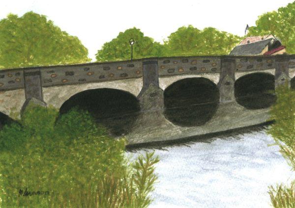 Bridge by Monica Lunnon