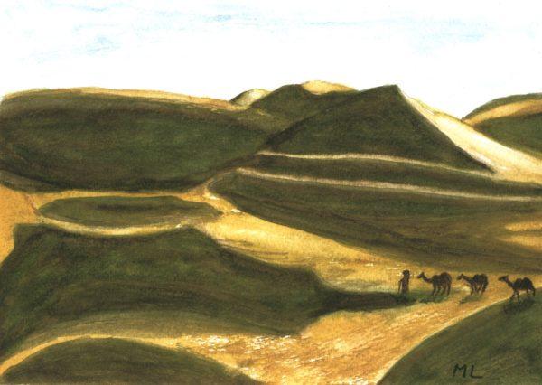 Desert by Monica Lunnon