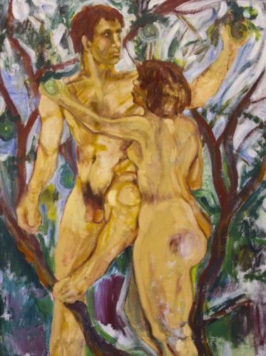Eve's Garden by Peter David Cassin