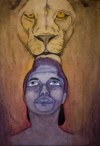 Inner Anger by Joe Mcgwynn