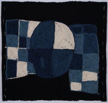 Circles and Squares by Toyo Hagino