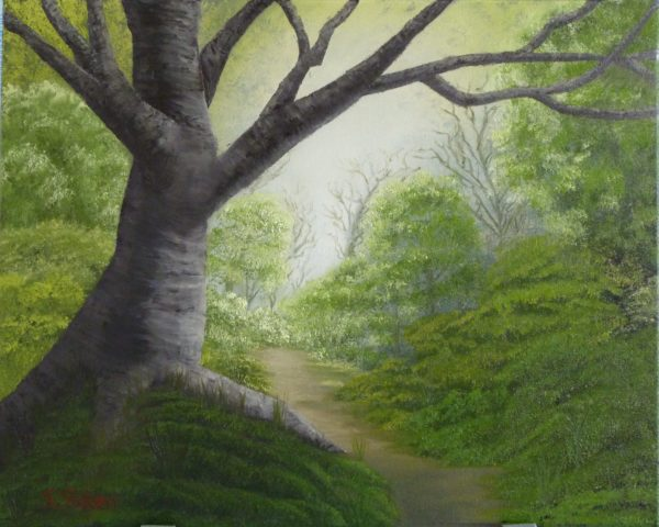 Light in the distant by Sharon  Staten