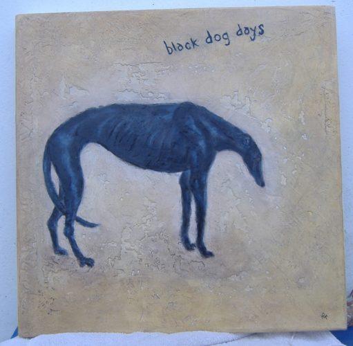 black dog days by widow twanky
