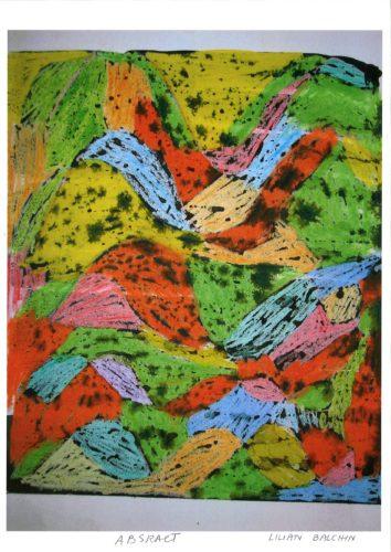 Abstract by Lilian Balchin