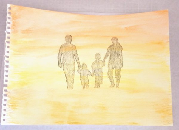 Family by My art unfolding
