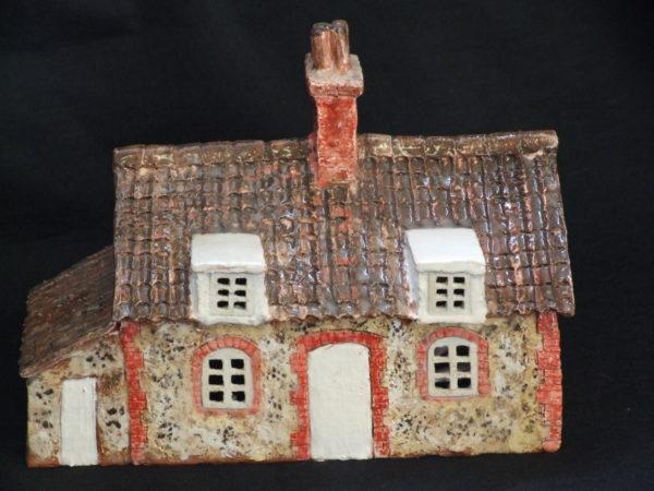 Flint Cottage by David Styles