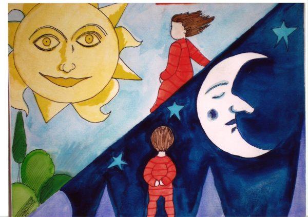 Day and Night by Jennifer Newman
