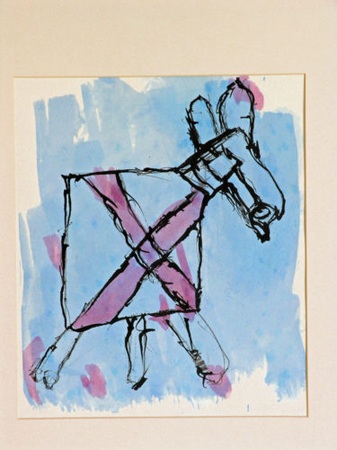 Untitled (Horse) by Tom Hodson