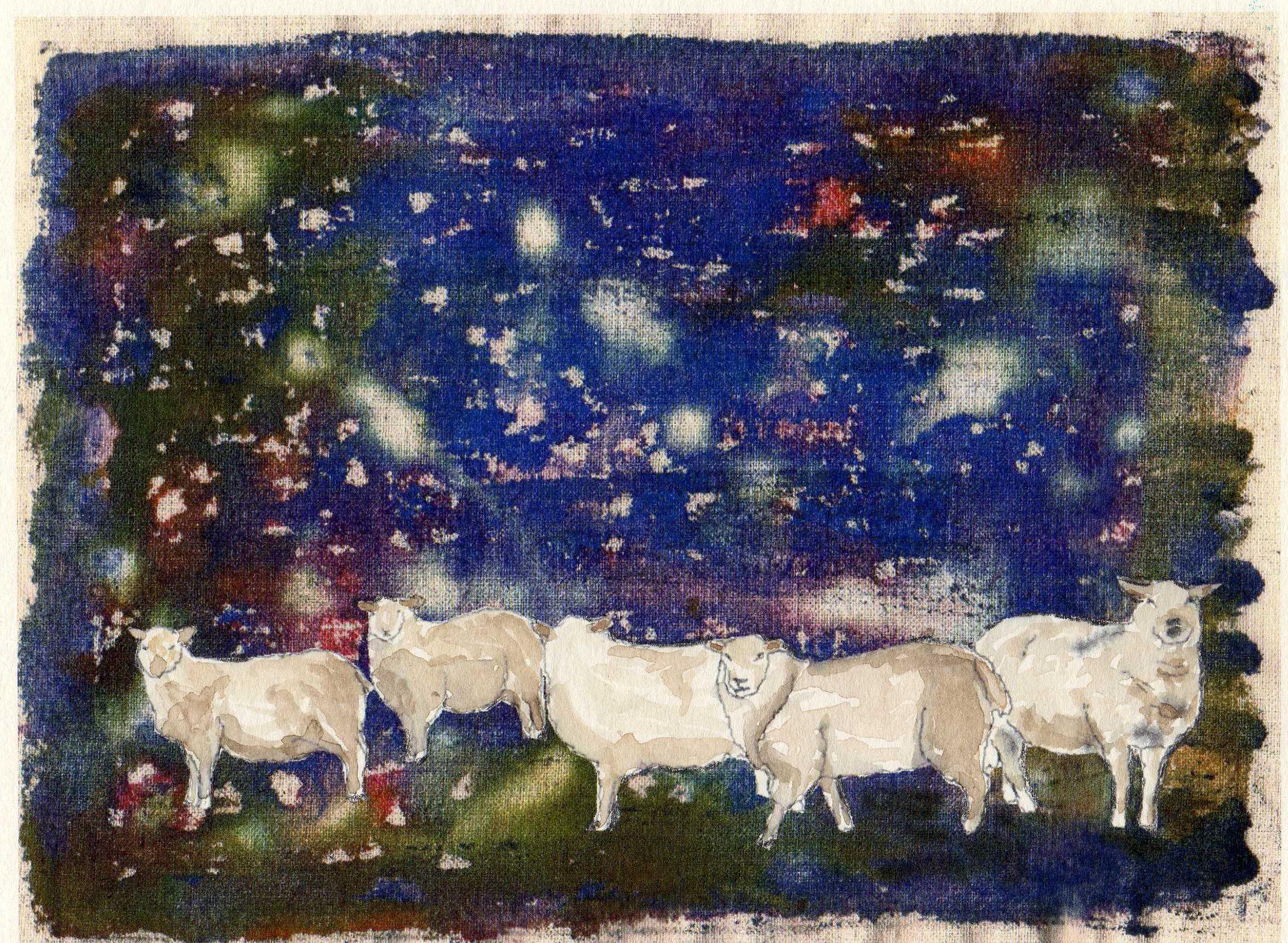 1051 || 694 || Flocks By Night Alexandra Baily