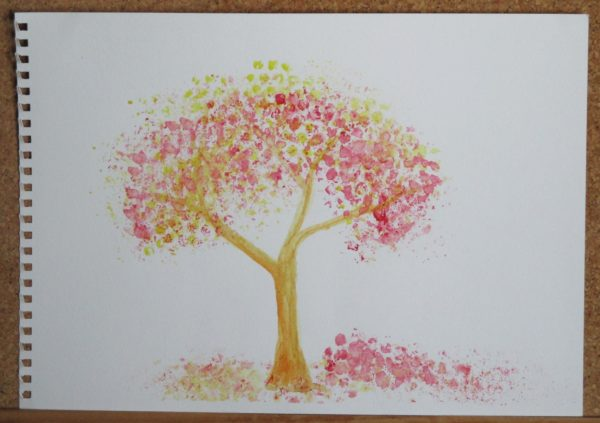 Blossom Tree by My art unfolding