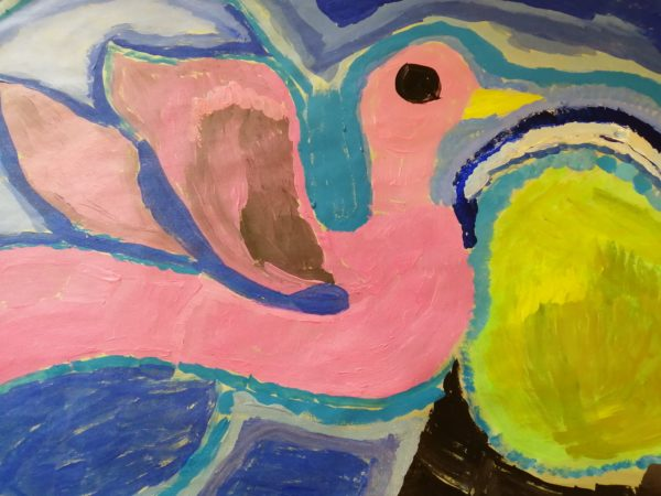 Peace Dove by Gavin