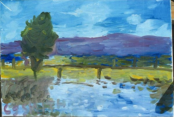 Landscape by Chris Smith