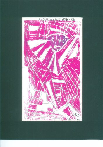 Pink by Louella Forrest