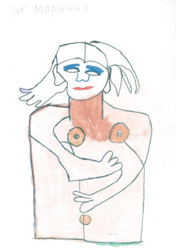 Woman by Pat Morgan