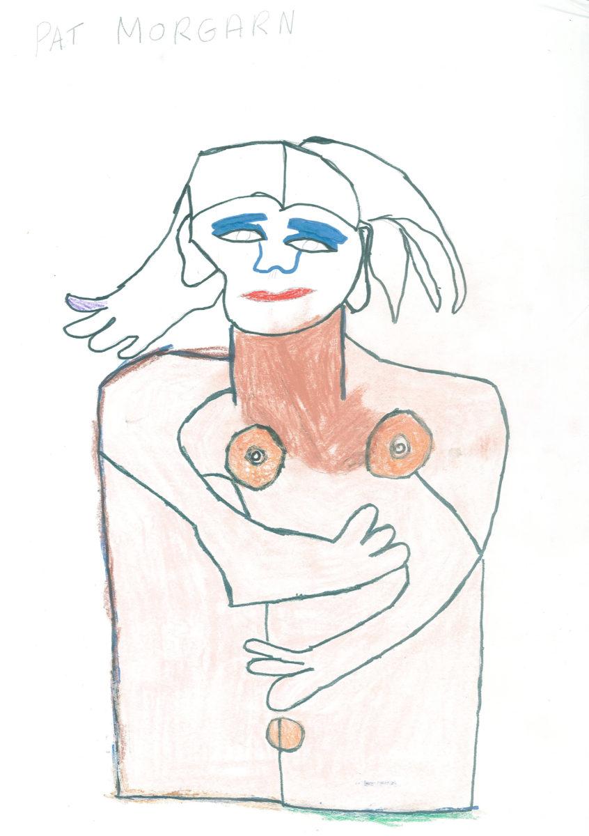 452 || 911 || Woman Pat Morgan
