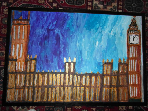 Houses of Parliament by Chris Miller