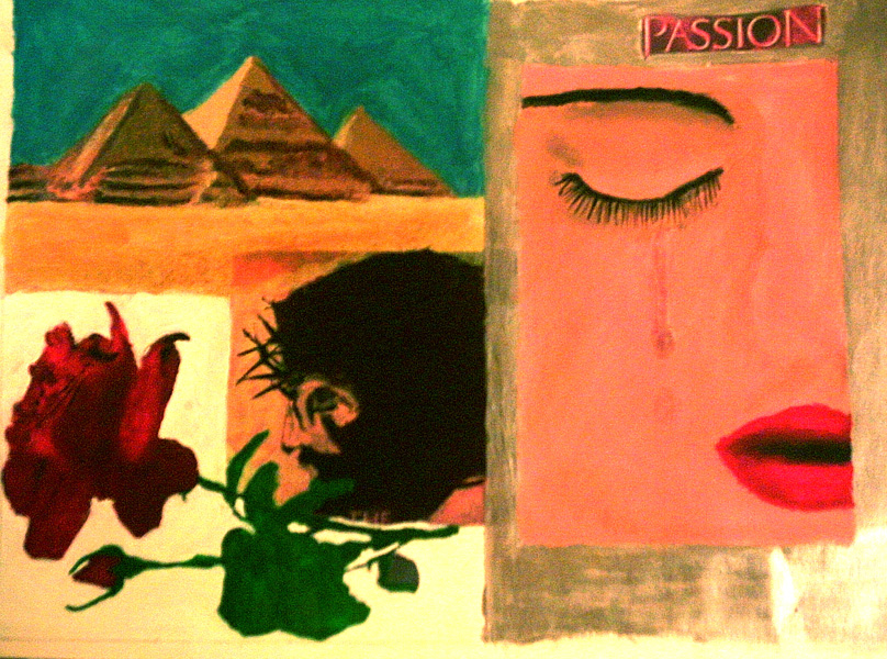 922 || 648 || Pyramids and Passion Sharron Rosa-Giles