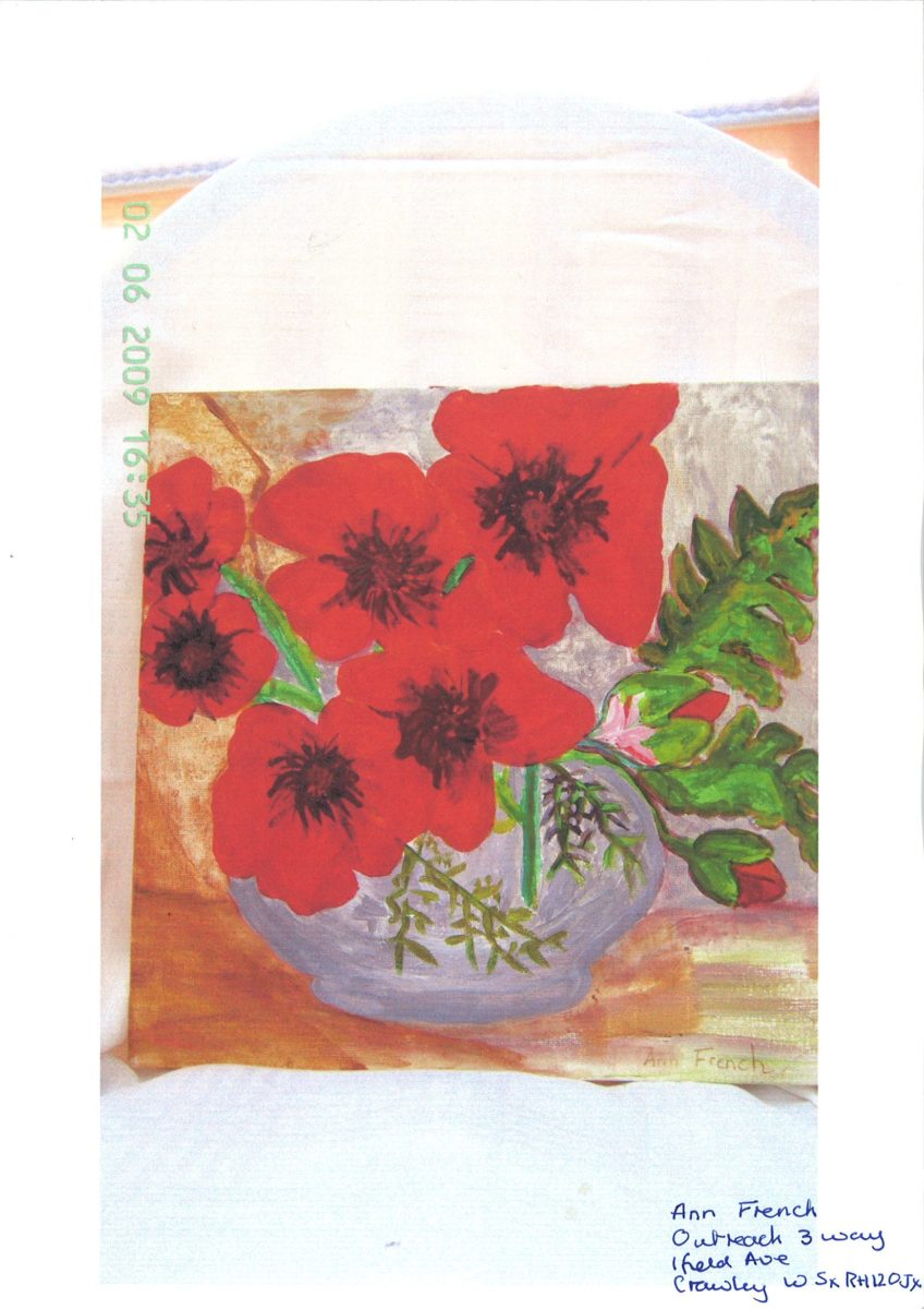 49 || 706 || Poppies Ann French